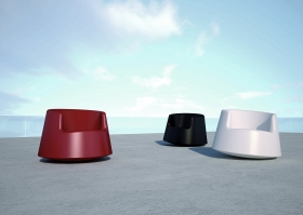 Mobilier Outdoor ROULETTE